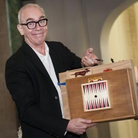 Joost Swarte wint Marten Toonderprijs