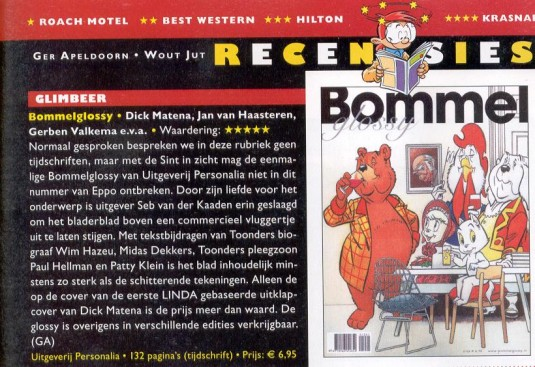 Bommel recensies