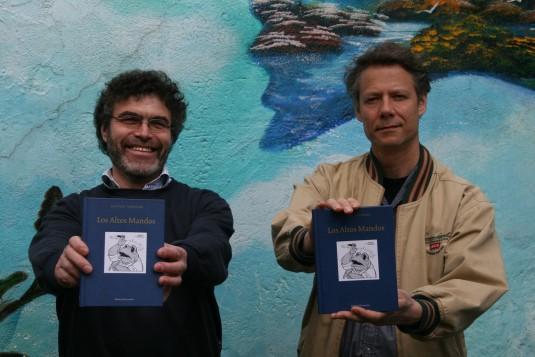 Los Altos Mandos foto Rob Barnhoorn en Willem Feltkamp